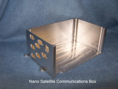 Nano Satellite Comm. Box